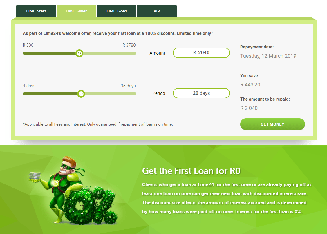LIME Loans